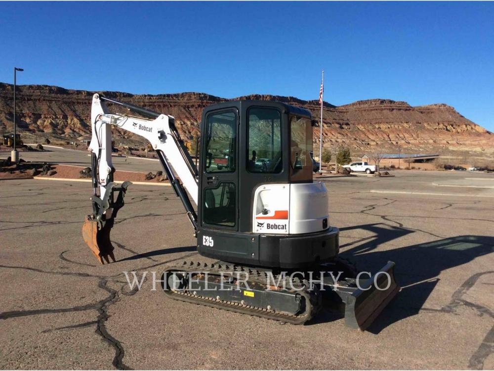 Detail photo of 2014 Bobcat E35M from Construction Equipment Guide