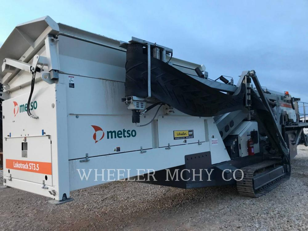 Detail photo of 2017 Metso ST3.5 from Construction Equipment Guide