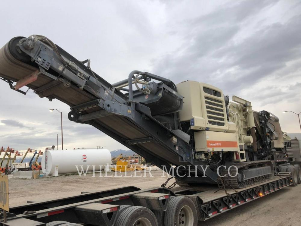 Detail photo of 2017 Metso LOKOTRACK LT1110 from Construction Equipment Guide