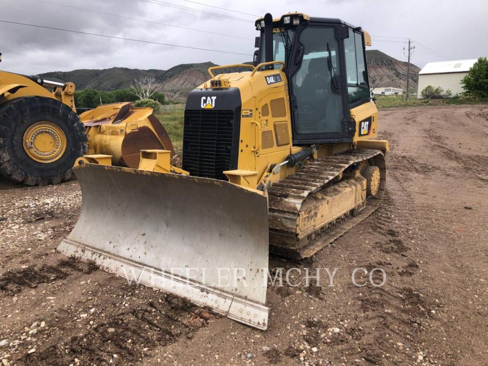 Detail photo of 2018 Caterpillar D4H XL II from Construction Equipment Guide