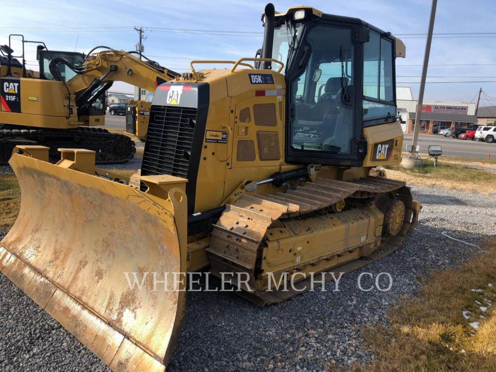 Detail photo of 2018 Caterpillar D5K II from Construction Equipment Guide
