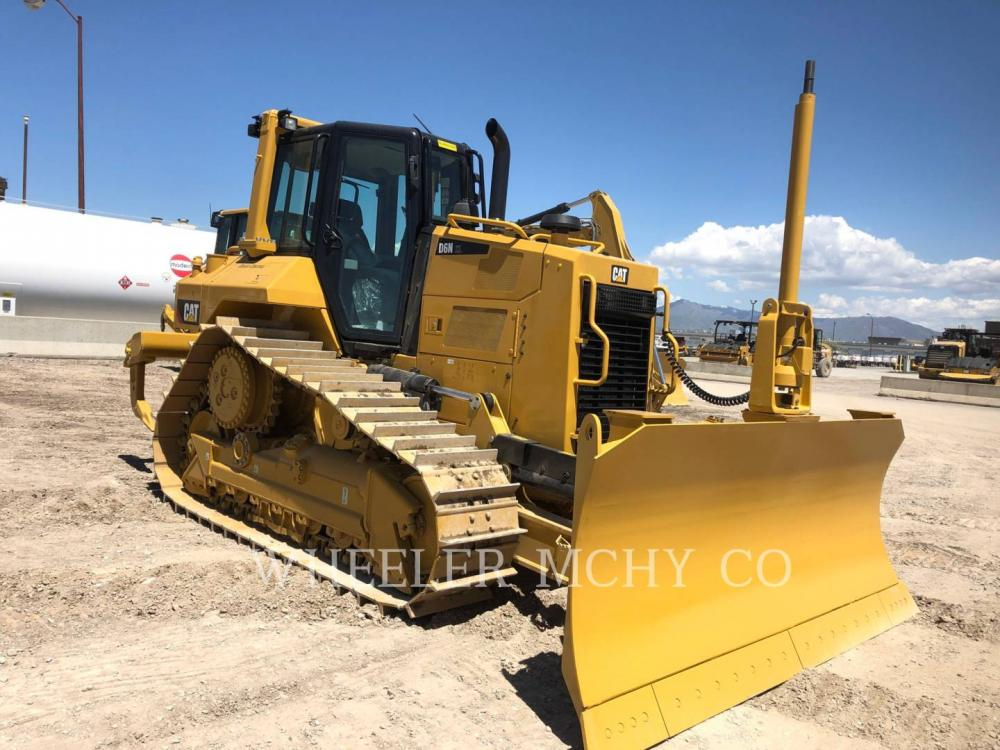 Detail photo of 2019 Caterpillar D6N from Construction Equipment Guide
