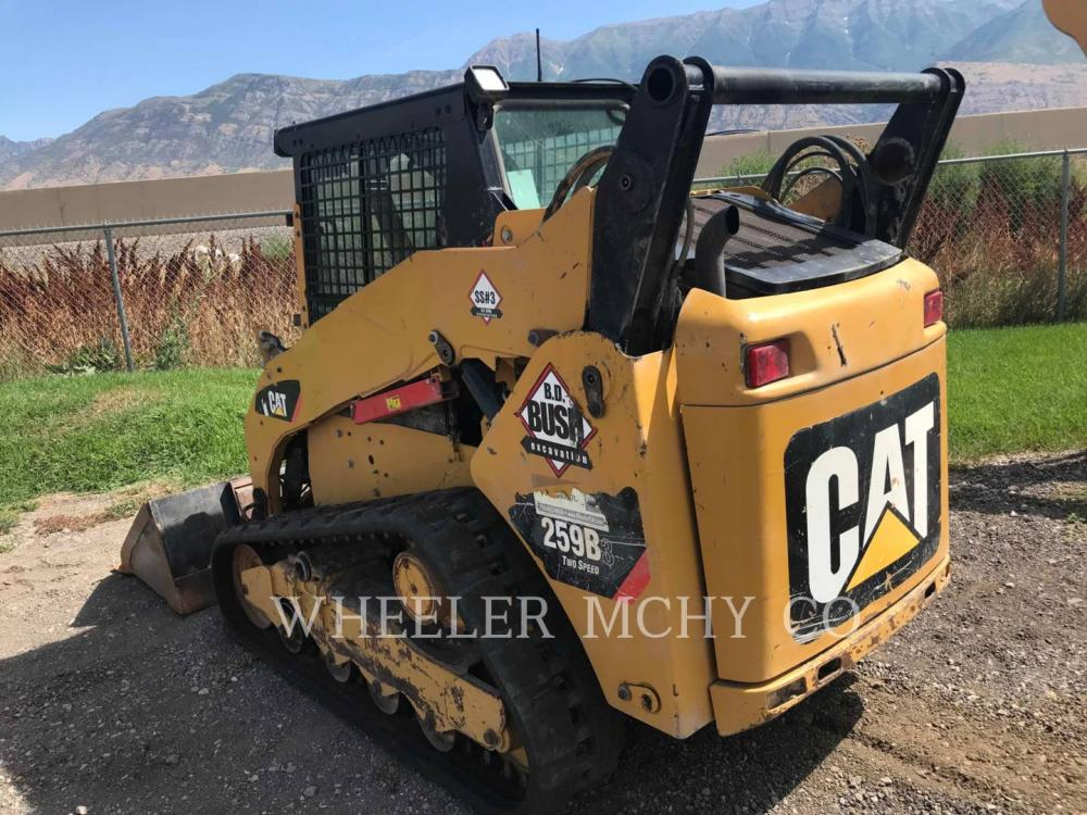 Detail photo of 2013 Caterpillar 259B3 from Construction Equipment Guide
