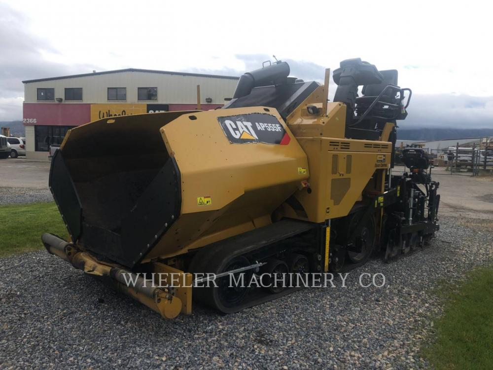 Detail photo of 2018 Caterpillar AP555F from Construction Equipment Guide