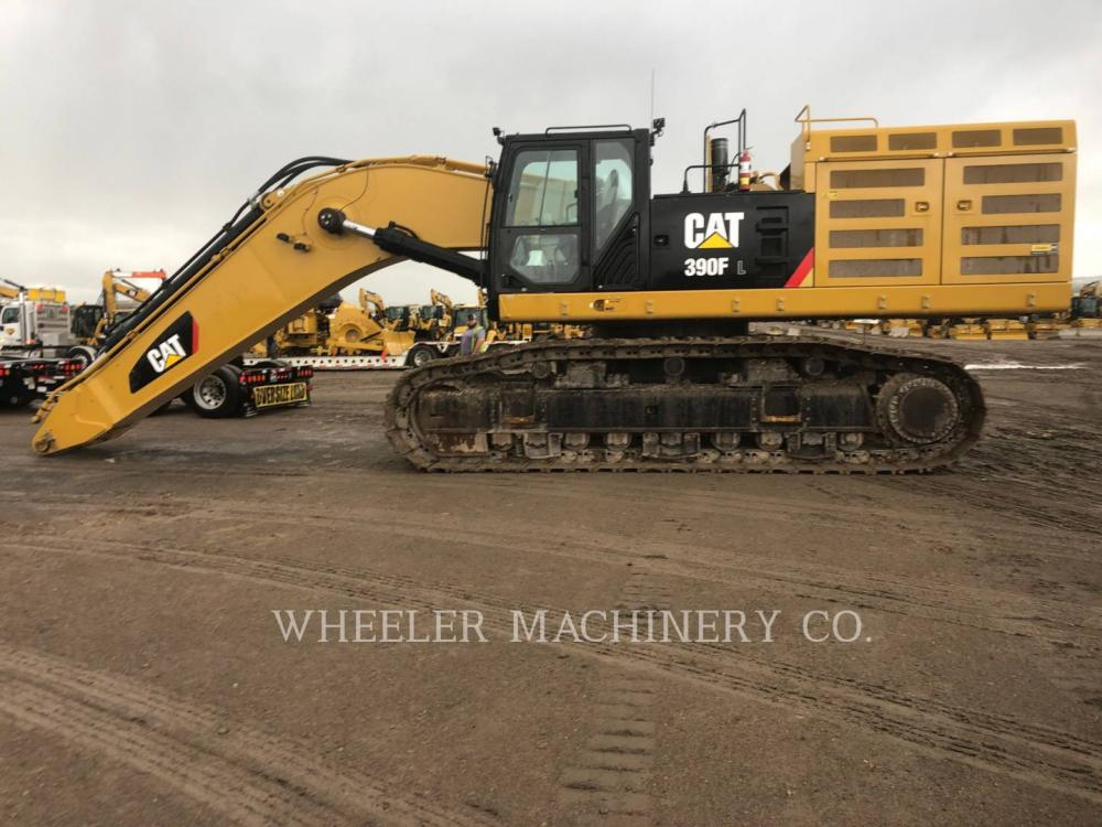 Detail photo of 2017 Caterpillar 390F L from Construction Equipment Guide