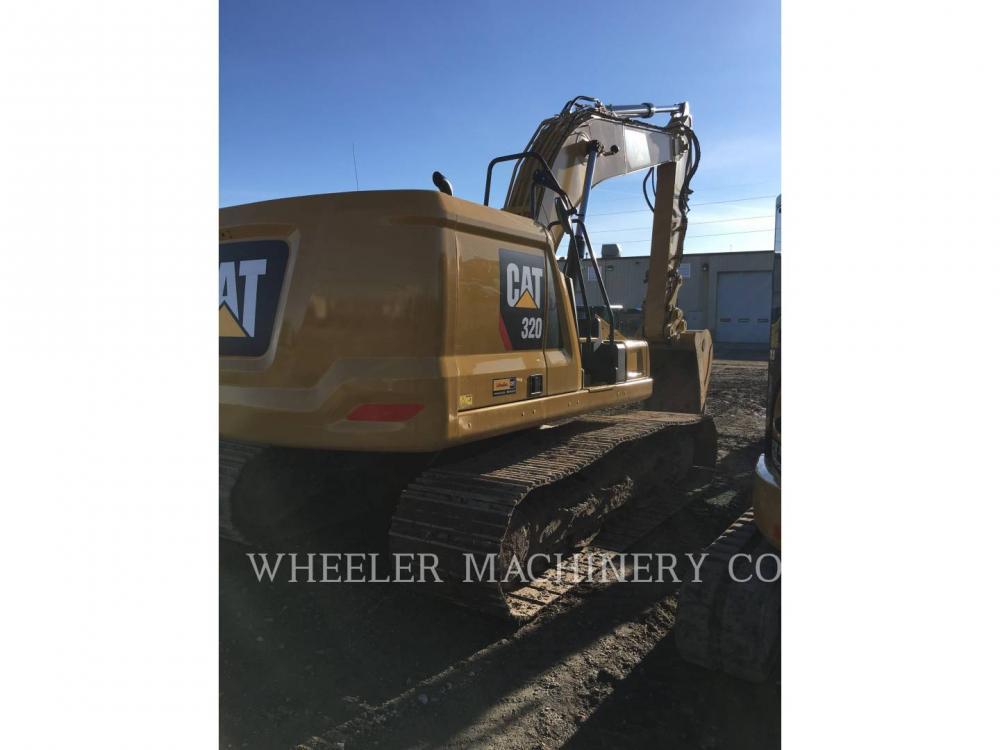 Detail photo of 2018 Caterpillar 320C F from Construction Equipment Guide