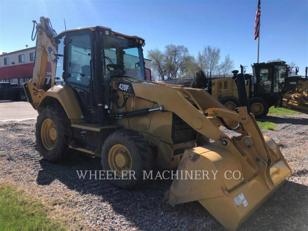 Detail photo of 2017 Caterpillar 420F from Construction Equipment Guide