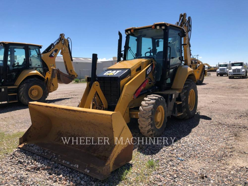 Detail photo of 2018 Caterpillar 430F II from Construction Equipment Guide
