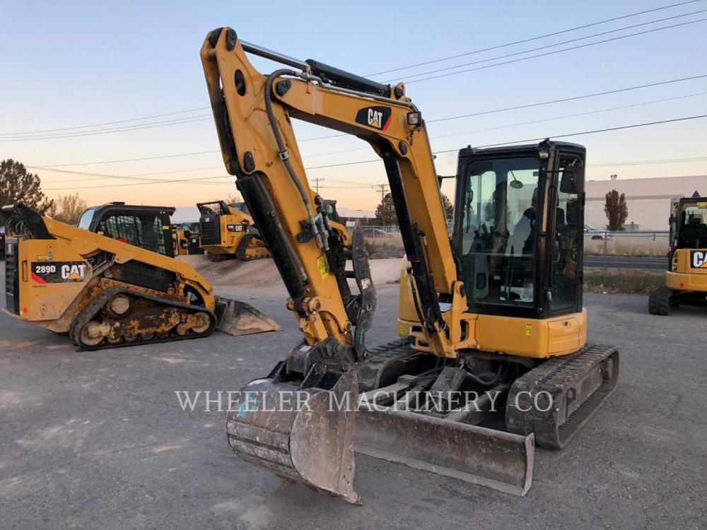 Detail photo of 2017 Caterpillar 305.5E2 from Construction Equipment Guide