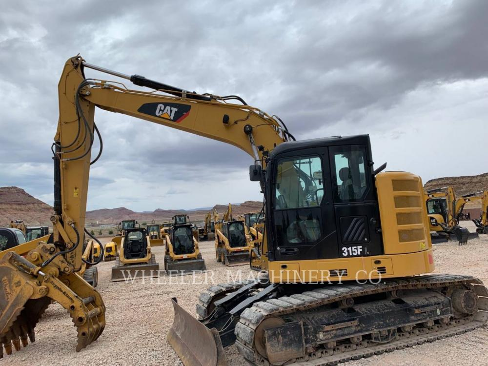 Detail photo of 2018 Caterpillar 315F from Construction Equipment Guide