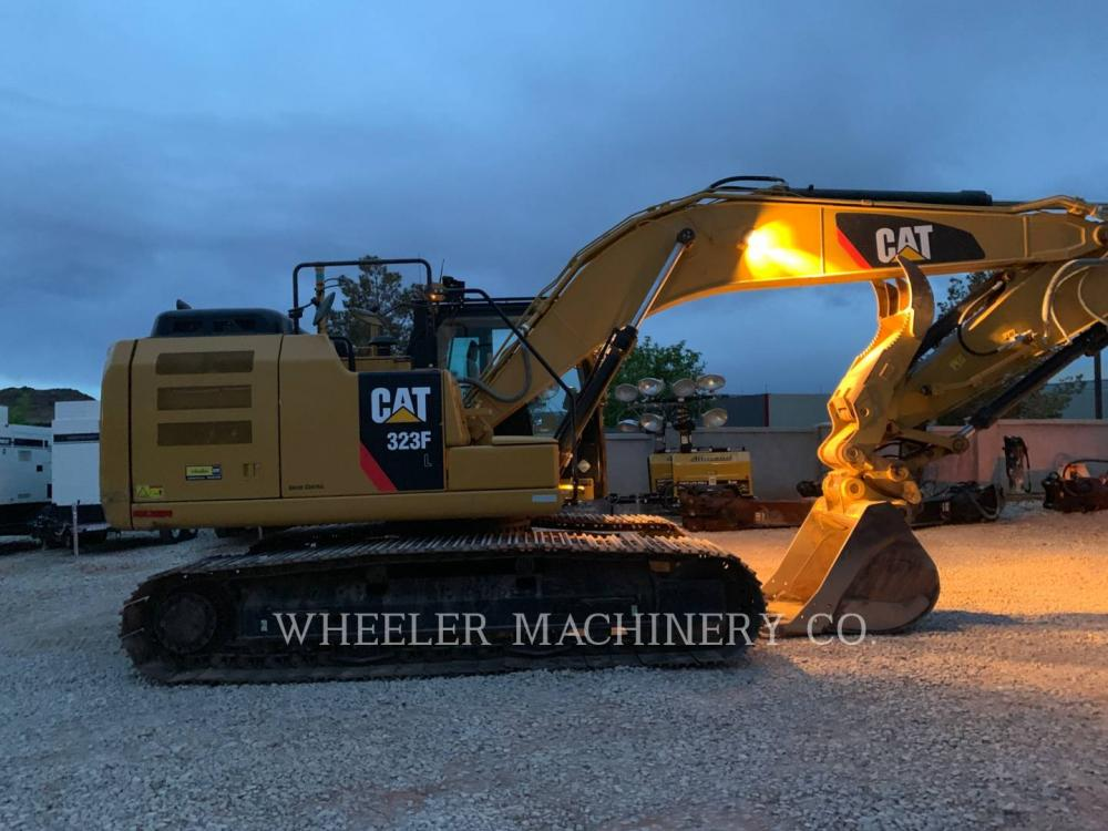 Detail photo of 2016 Caterpillar 323F from Construction Equipment Guide