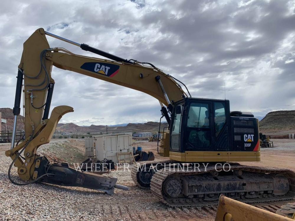 Detail photo of 2019 Caterpillar 335F from Construction Equipment Guide