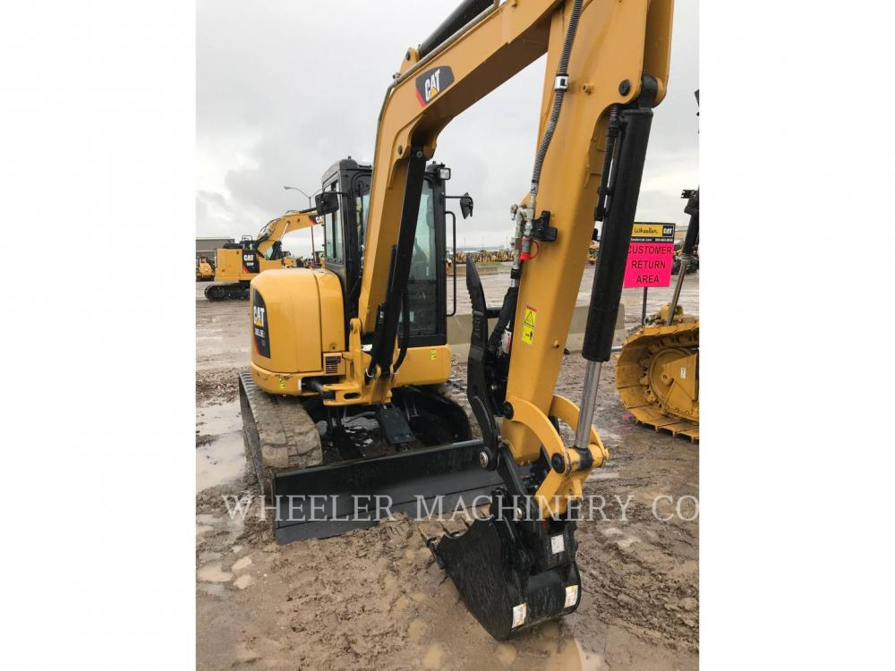 Detail photo of 2019 Caterpillar 305.5E2 from Construction Equipment Guide