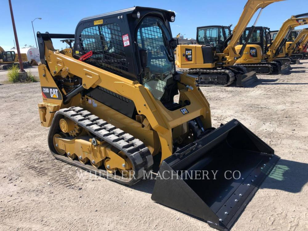 Detail photo of 2019 Caterpillar 259D from Construction Equipment Guide