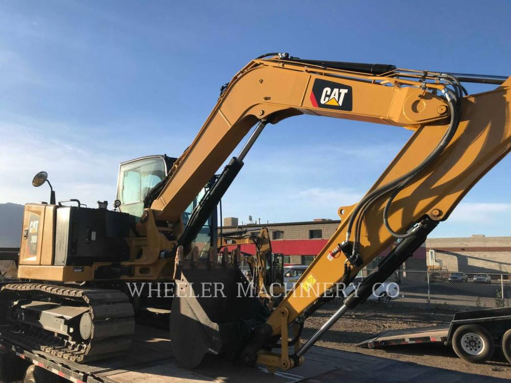 Detail photo of 2019 Caterpillar 308 from Construction Equipment Guide