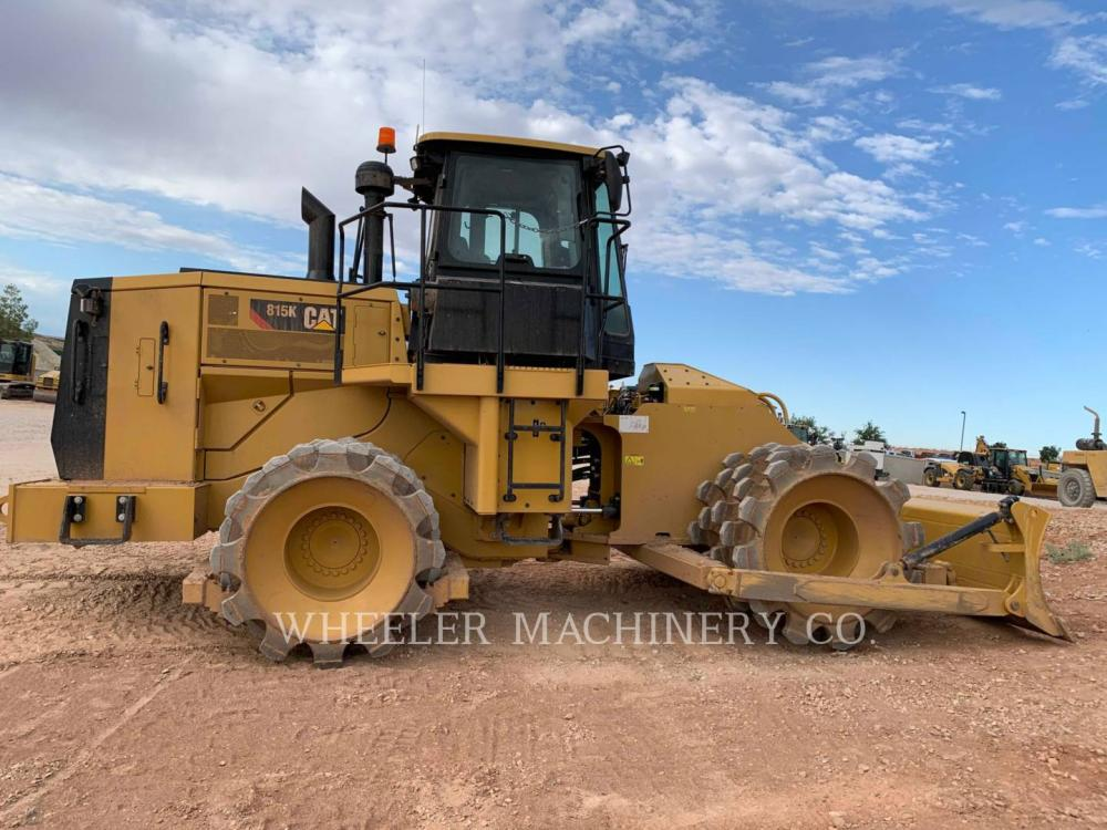 Detail photo of 2018 Caterpillar 815K from Construction Equipment Guide