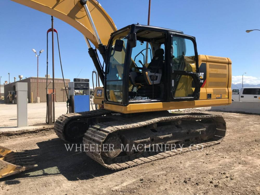 Detail photo of 2018 Caterpillar 320GC from Construction Equipment Guide