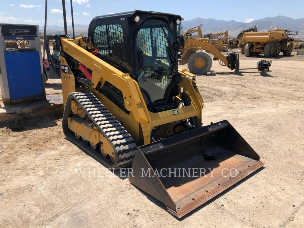Detail photo of 2018 Caterpillar 249D C3 HF from Construction Equipment Guide