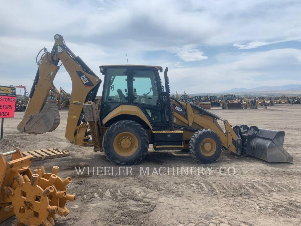 Detail photo of 2015 Caterpillar 430F II from Construction Equipment Guide