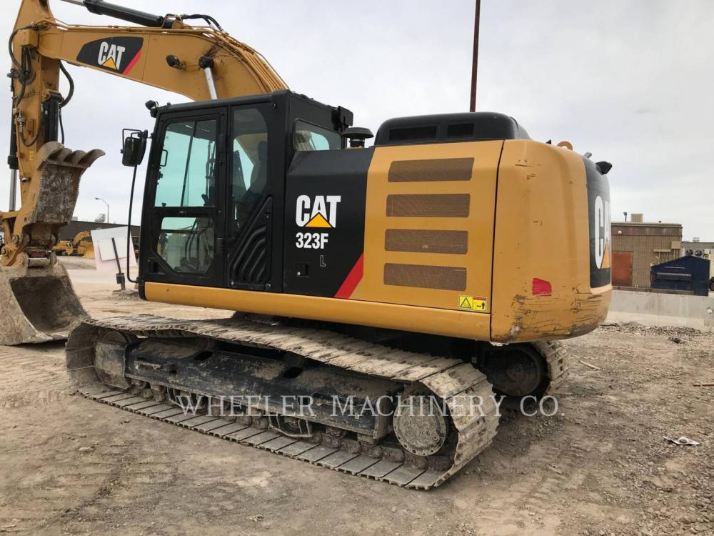 Detail photo of 2016 Caterpillar 323F L TH from Construction Equipment Guide