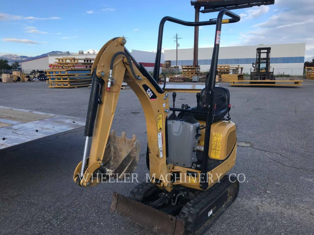 Detail photo of 2016 Caterpillar 300.9D from Construction Equipment Guide