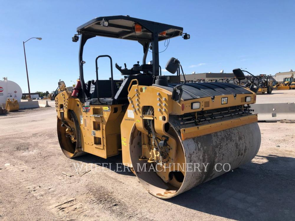 Detail photo of 2016 Caterpillar CB66B from Construction Equipment Guide