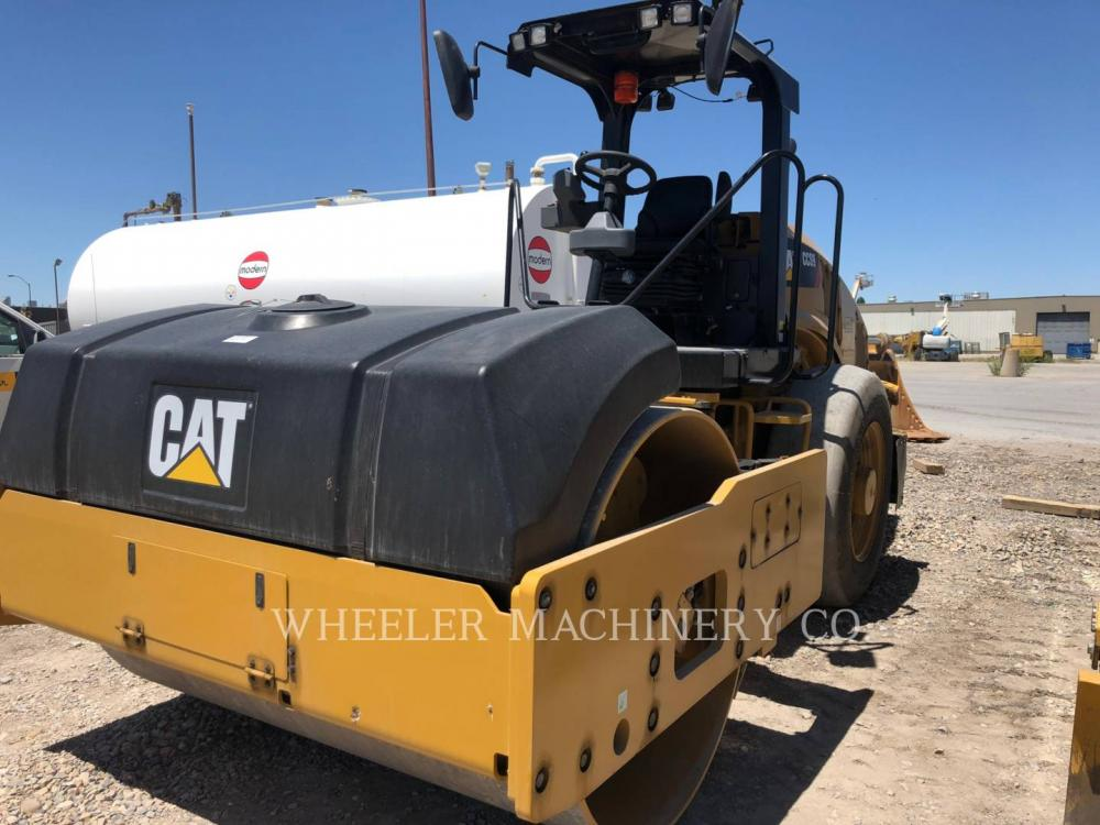 Detail photo of 2018 Caterpillar CCS9 from Construction Equipment Guide
