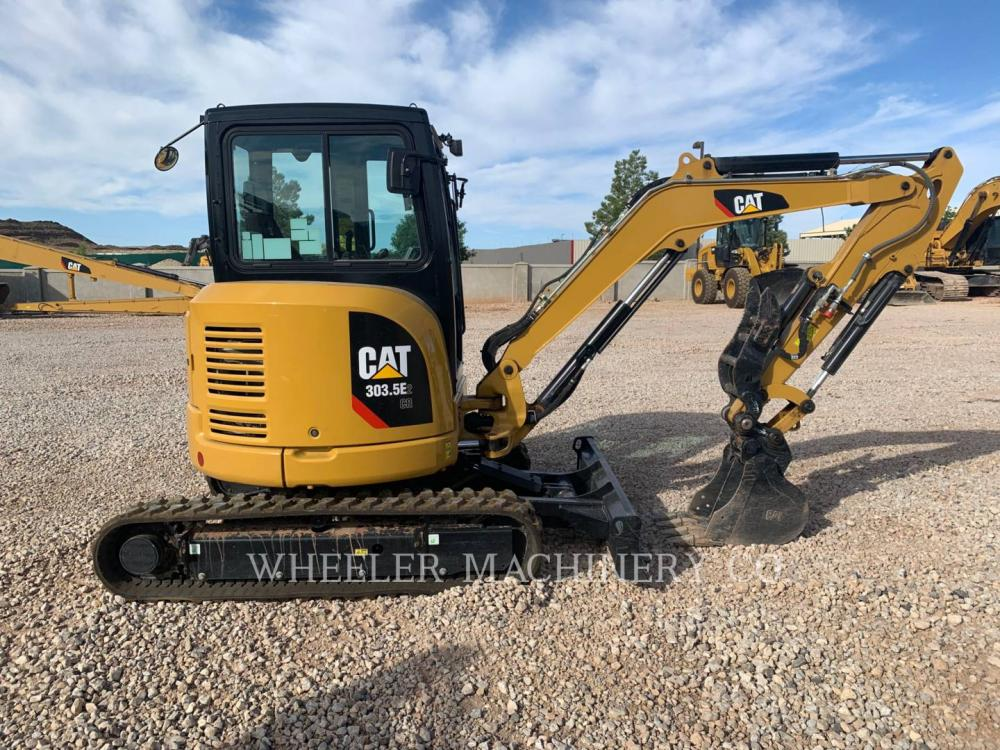 Detail photo of 2018 Caterpillar 303.5E from Construction Equipment Guide