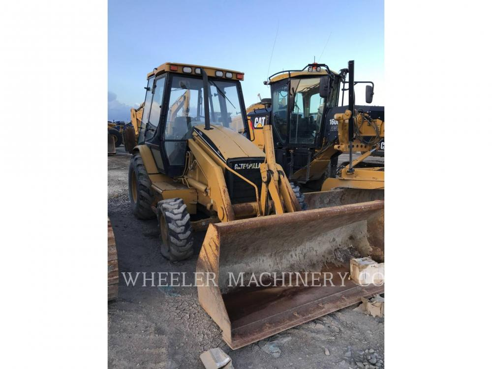 Detail photo of 1997 Caterpillar 426C from Construction Equipment Guide