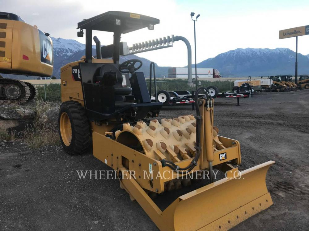 Detail photo of 2018 Caterpillar CP34 from Construction Equipment Guide