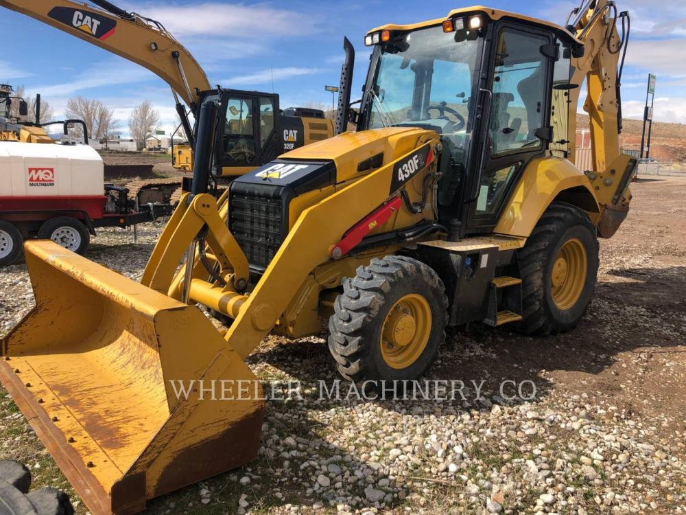 Detail photo of 2018 Caterpillar 430F2 from Construction Equipment Guide