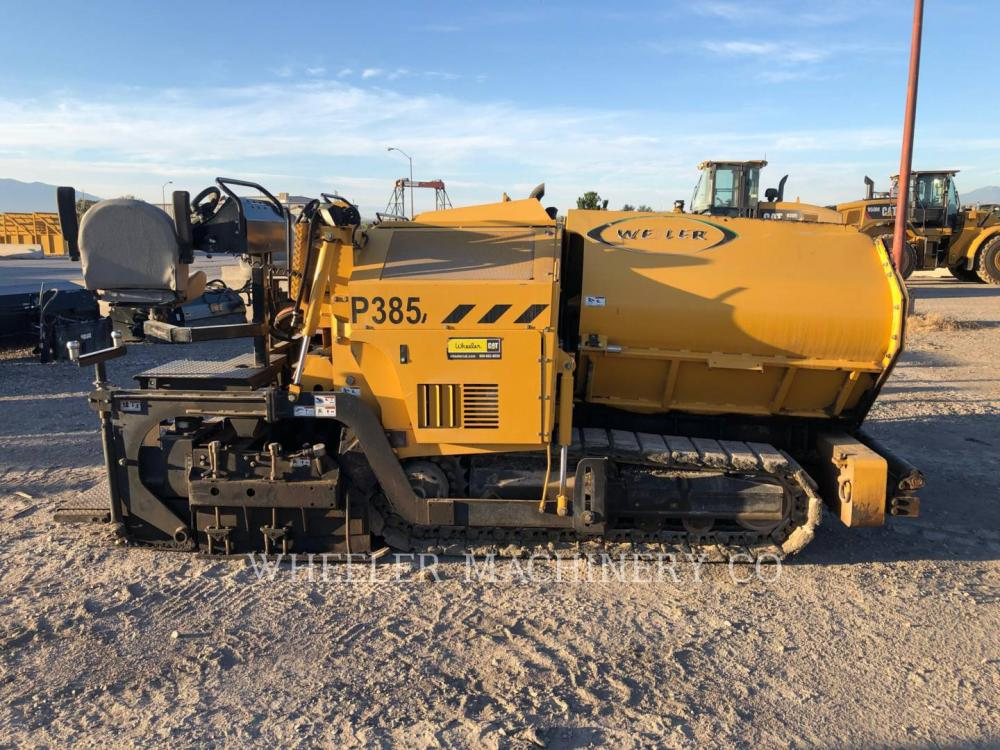 Detail photo of 2016 Weiler P385 from Construction Equipment Guide