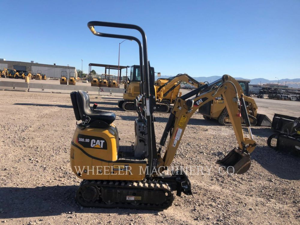 Detail photo of 2019 Caterpillar 300.9D from Construction Equipment Guide