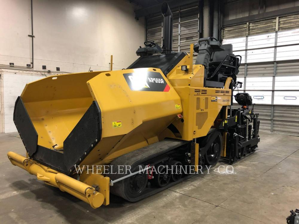 Detail photo of 2019 Caterpillar AP555F from Construction Equipment Guide
