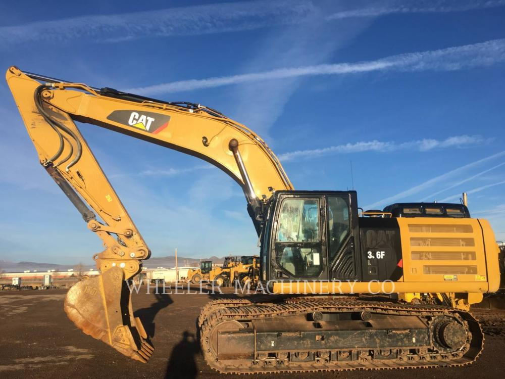 Detail photo of 2016 Caterpillar 336FL from Construction Equipment Guide