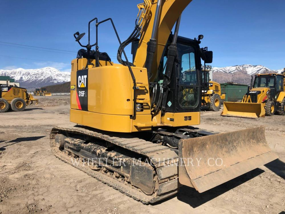 Detail photo of 2018 Caterpillar 315FL from Construction Equipment Guide