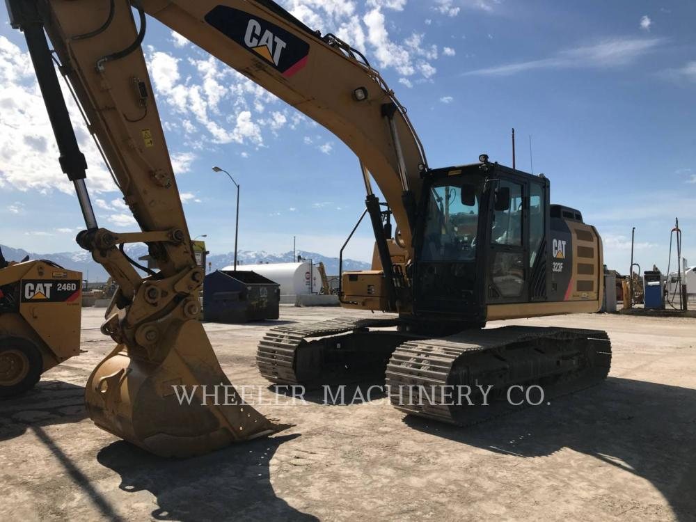 Detail photo of 2017 Caterpillar 323F from Construction Equipment Guide