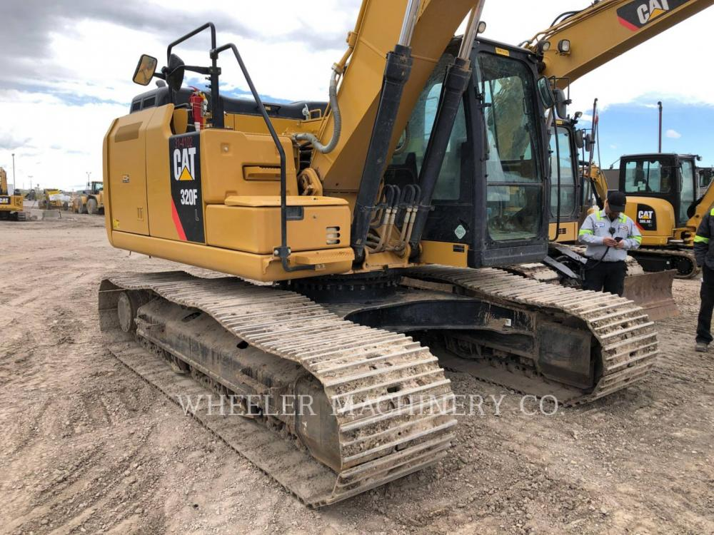 Detail photo of 2017 Caterpillar 320F from Construction Equipment Guide
