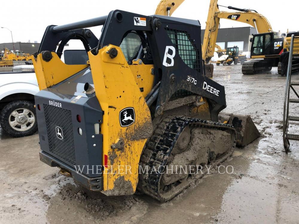 Detail photo of 2017 John Deere 317G from Construction Equipment Guide