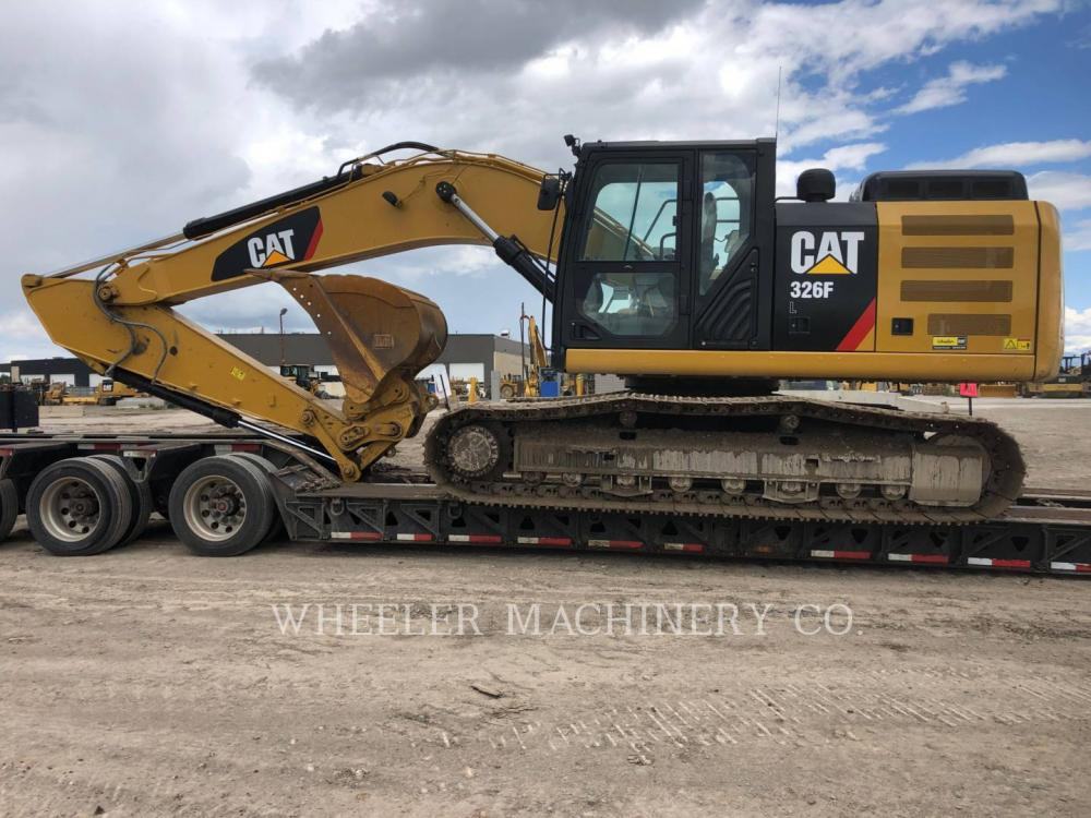 Detail photo of 2018 Caterpillar 326F from Construction Equipment Guide
