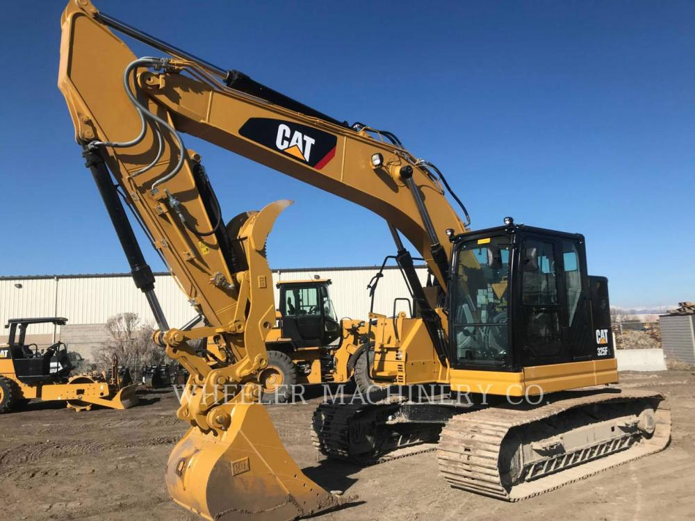Detail photo of 2018 Caterpillar 325F from Construction Equipment Guide