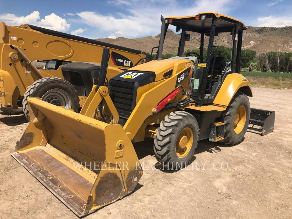 Detail photo of 2017 Caterpillar 415F II from Construction Equipment Guide