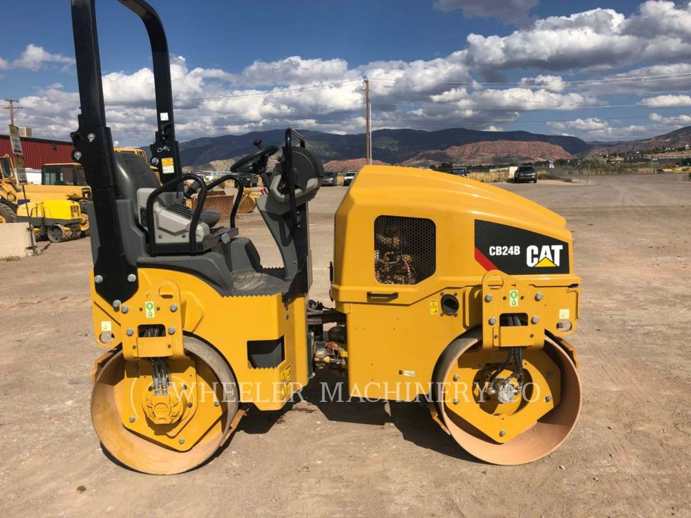 Detail photo of 2018 Caterpillar CB24B from Construction Equipment Guide
