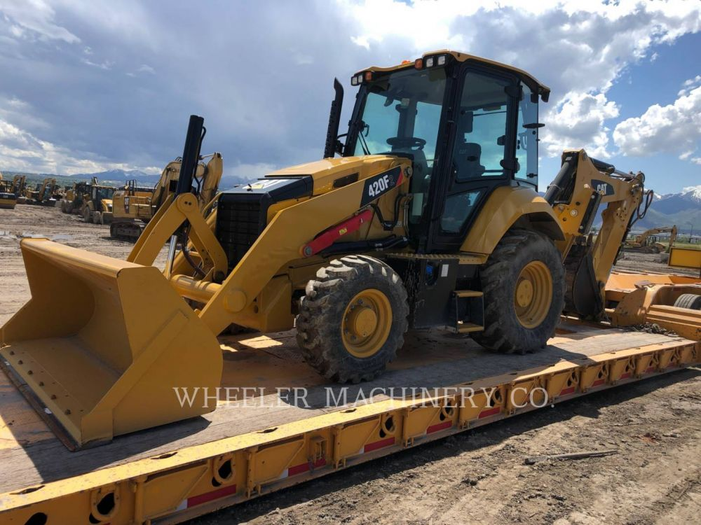 Detail photo of 2018 Caterpillar 420F from Construction Equipment Guide