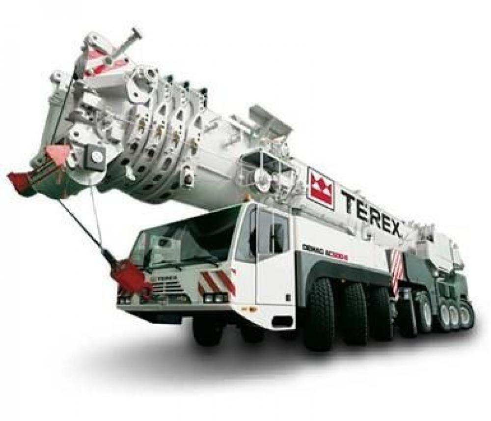 Detail photo of 2012 Demag AC500 from Construction Equipment Guide