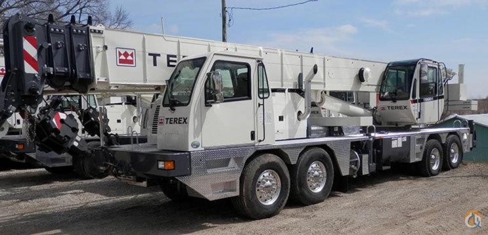 Detail photo of 2015 Terex T560-1 from Construction Equipment Guide