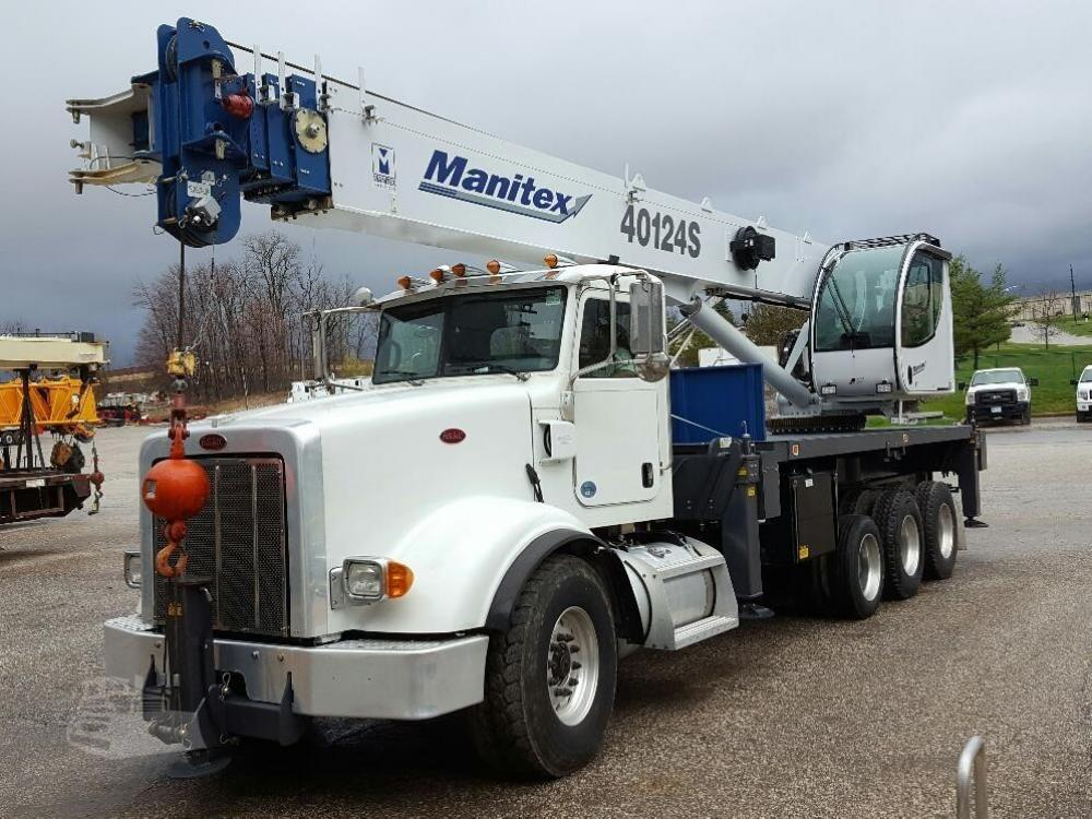 Detail photo of 2016 Manitex 40124S from Construction Equipment Guide