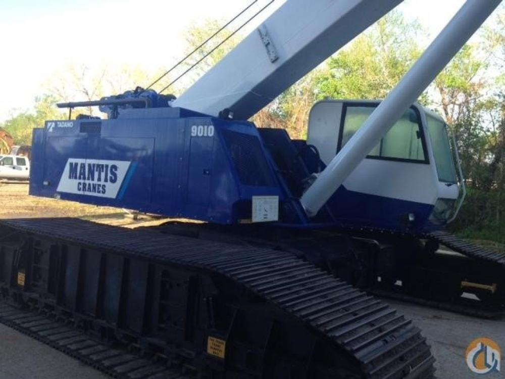 Detail photo of 2018 Mantis 9010 from Construction Equipment Guide