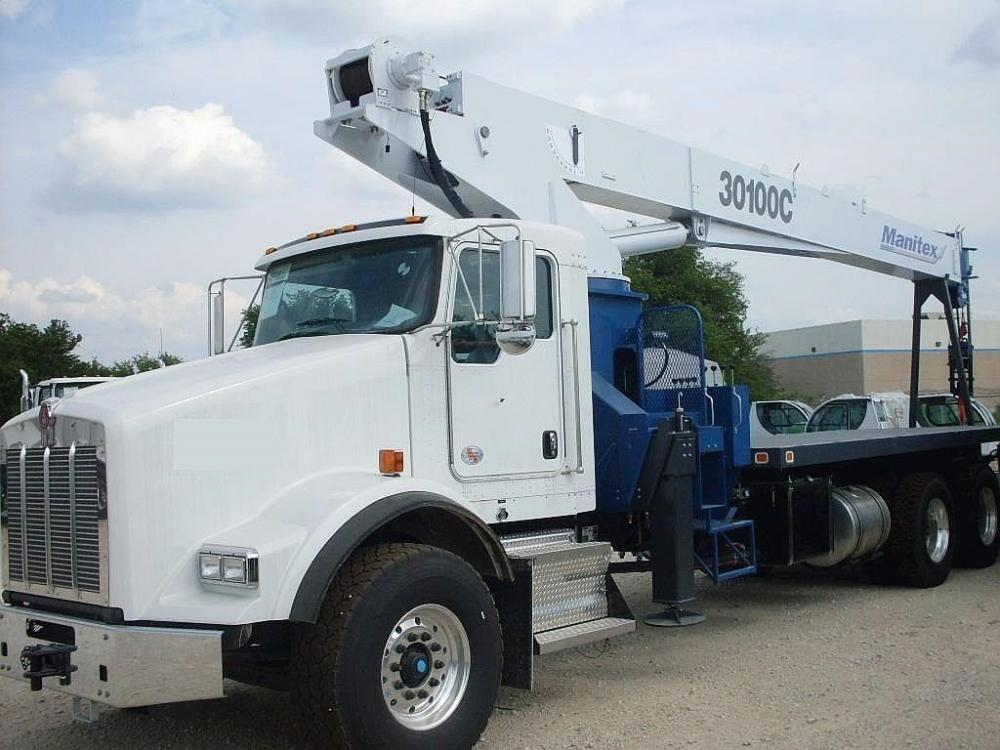 Detail photo of 2019 Manitex 30100C from Construction Equipment Guide