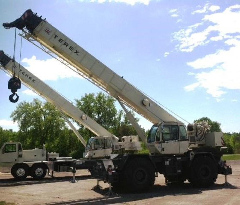 Detail photo of 2014 Terex RT 555-1 from Construction Equipment Guide